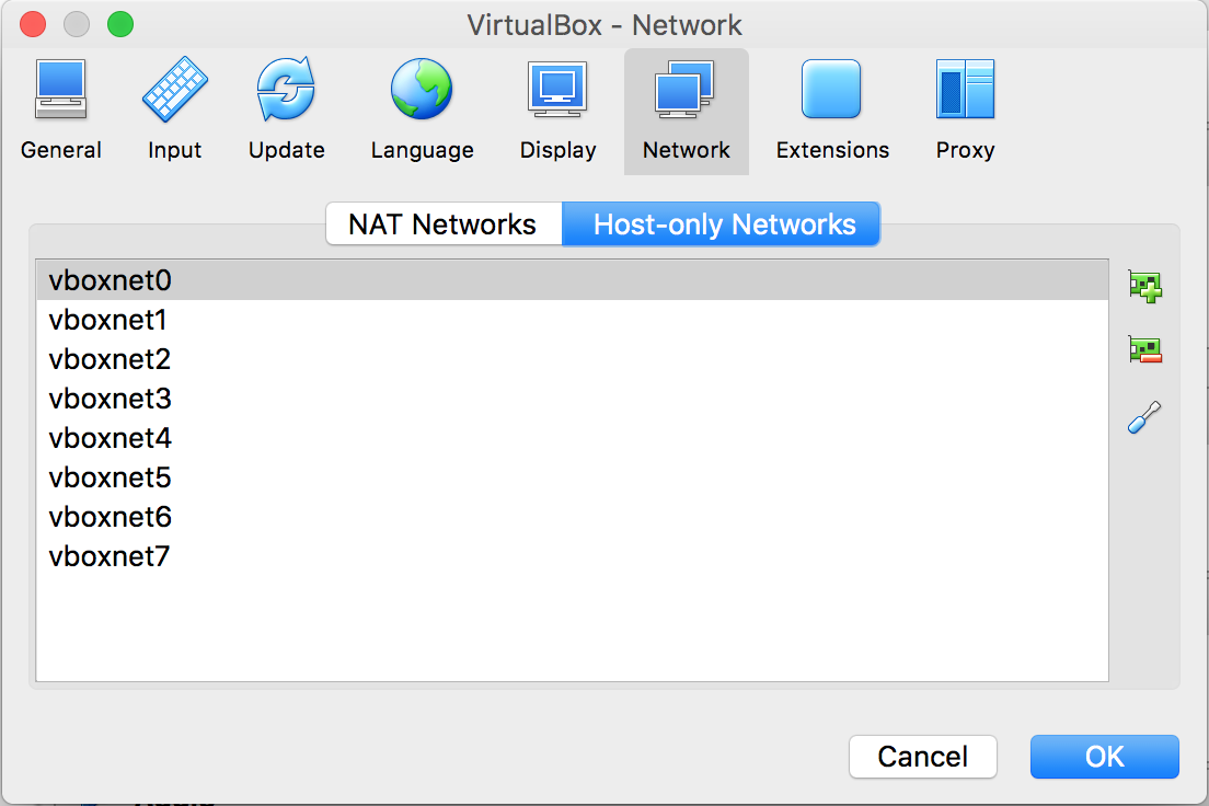 VBoxNetworkPreferences