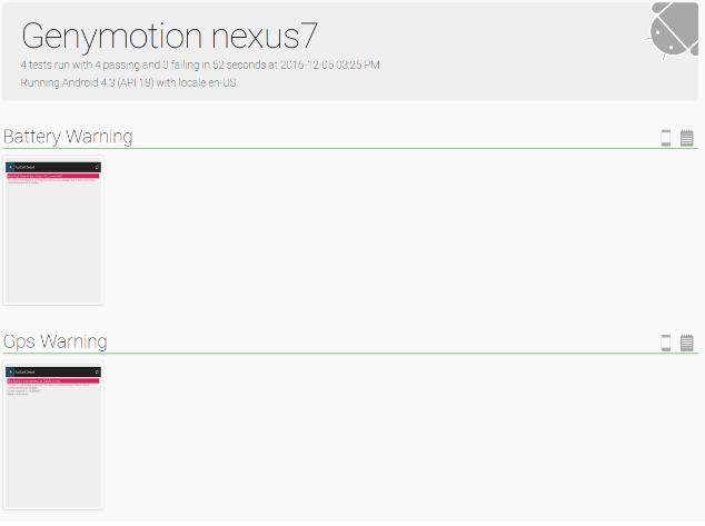 Genymotion nexus7