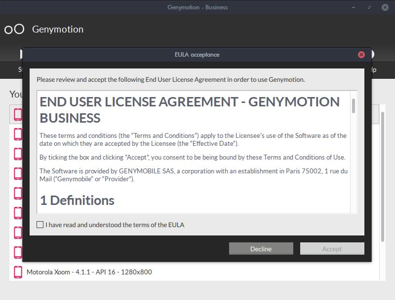 genymotion slow windows 10