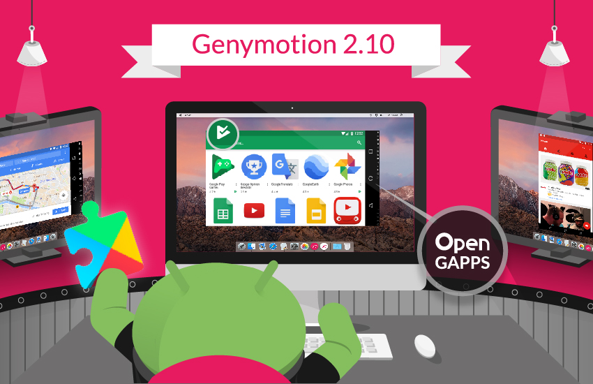 download genymotion for ubuntu 16.04 free