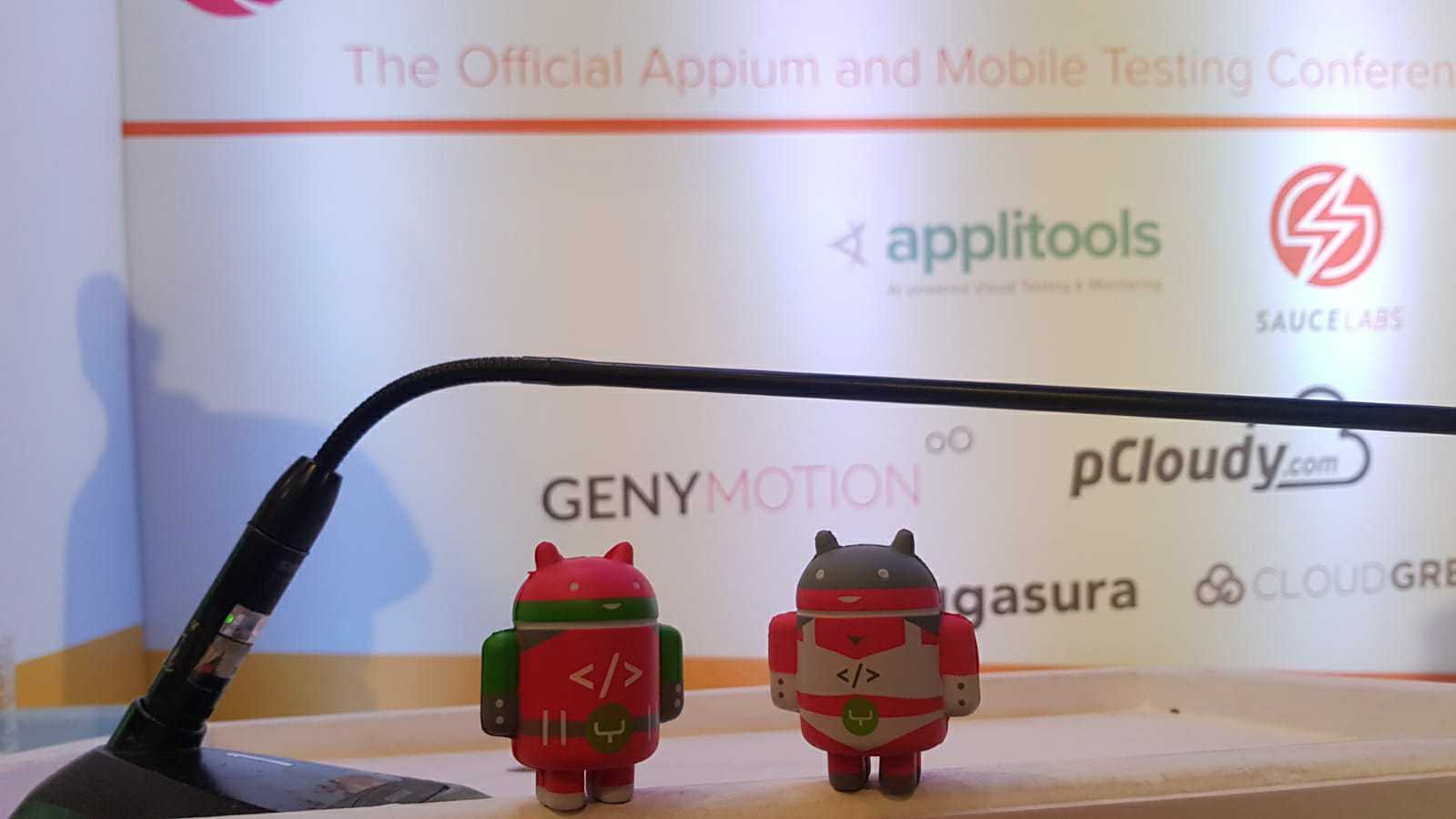 AppiumConf 2019 round-up from the Genymotion Team